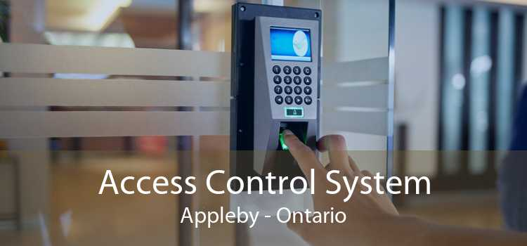 Access Control System Appleby - Ontario