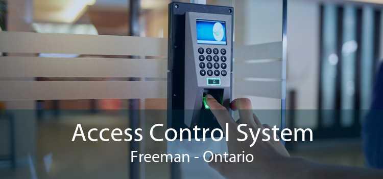 Access Control System Freeman - Ontario