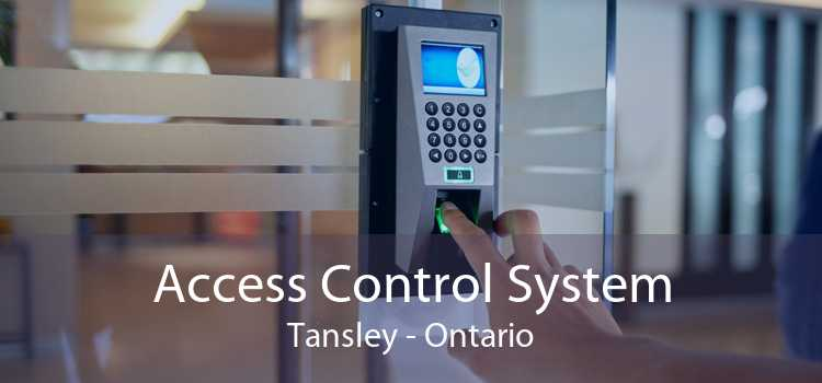 Access Control System Tansley - Ontario
