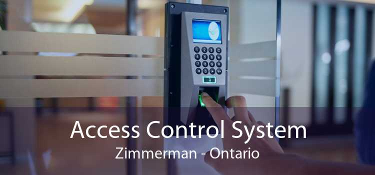 Access Control System Zimmerman - Ontario