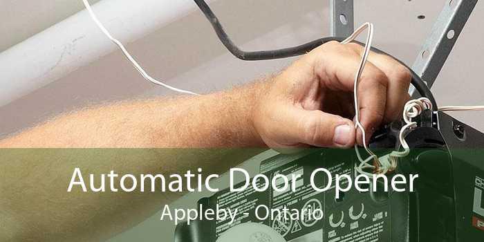 Automatic Door Opener Appleby - Ontario