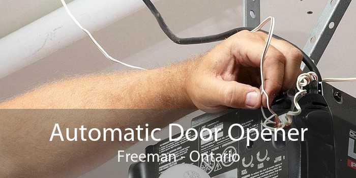 Automatic Door Opener Freeman - Ontario