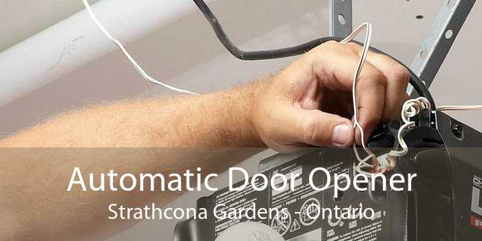 Automatic Door Opener Strathcona Gardens - Ontario