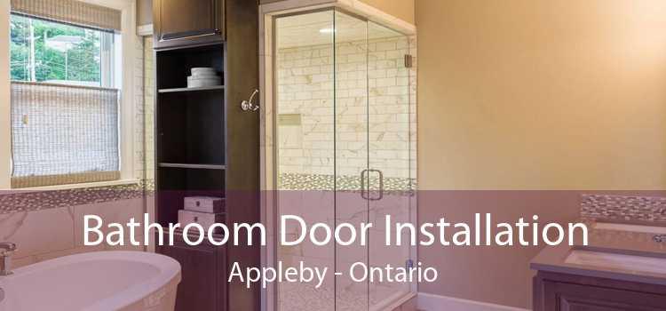 Bathroom Door Installation Appleby - Ontario