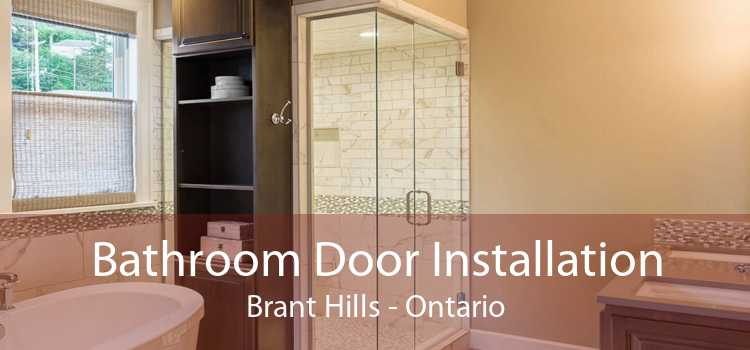 Bathroom Door Installation Brant Hills - Ontario