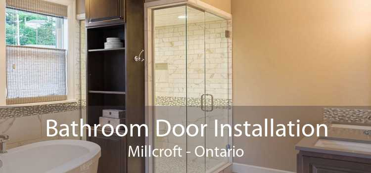 Bathroom Door Installation Millcroft - Ontario