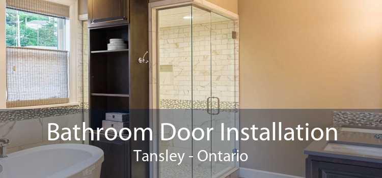 Bathroom Door Installation Tansley - Ontario