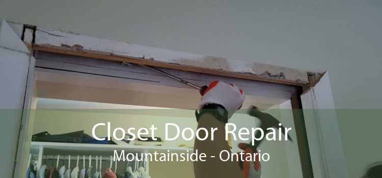 Closet Door Repair Mountainside - Ontario