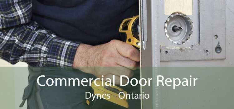 Commercial Door Repair Dynes - Ontario