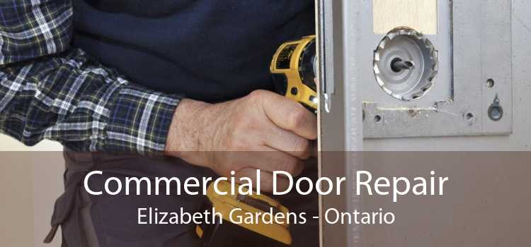 Commercial Door Repair Elizabeth Gardens - Ontario