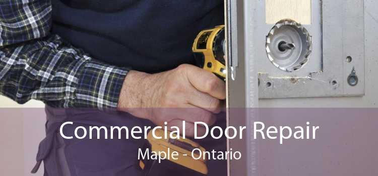 Commercial Door Repair Maple - Ontario