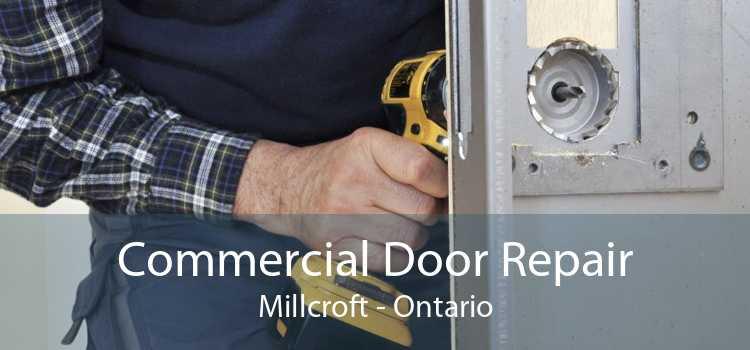 Commercial Door Repair Millcroft - Ontario