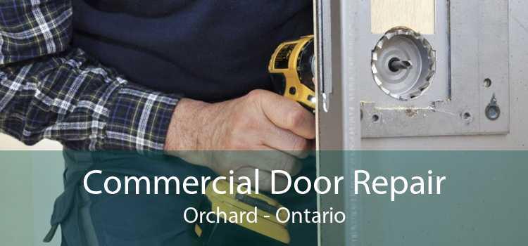 Commercial Door Repair Orchard - Ontario