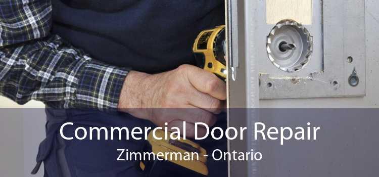 Commercial Door Repair Zimmerman - Ontario