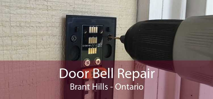 Door Bell Repair Brant Hills - Ontario
