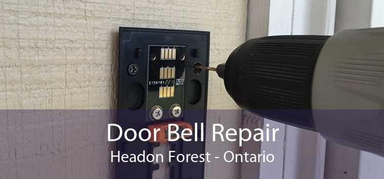 Door Bell Repair Headon Forest - Ontario