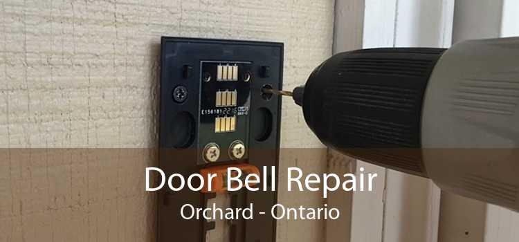Door Bell Repair Orchard - Ontario