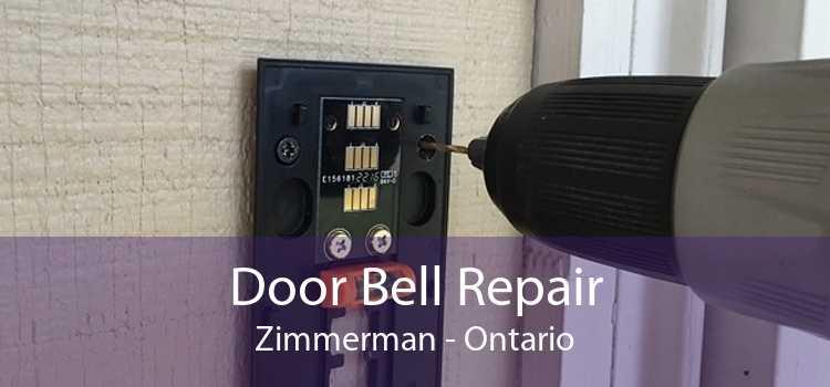 Door Bell Repair Zimmerman - Ontario