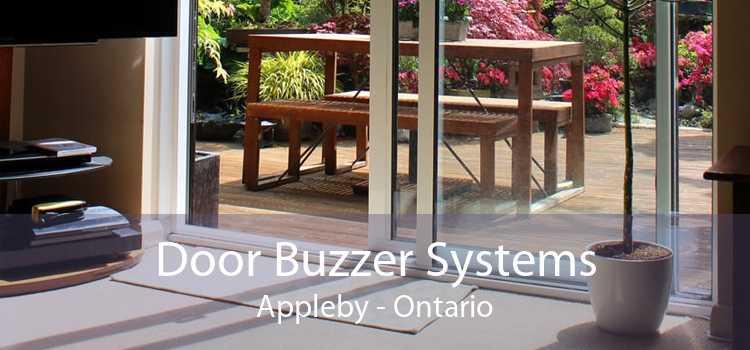 Door Buzzer Systems Appleby - Ontario