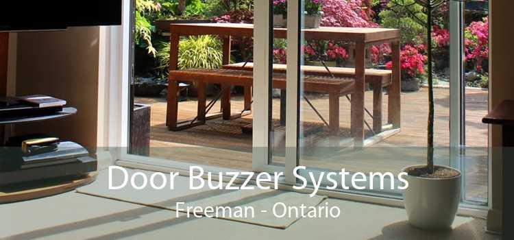 Door Buzzer Systems Freeman - Ontario