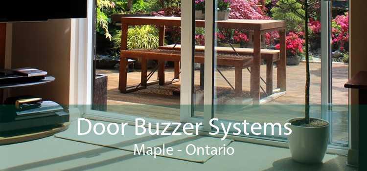 Door Buzzer Systems Maple - Ontario