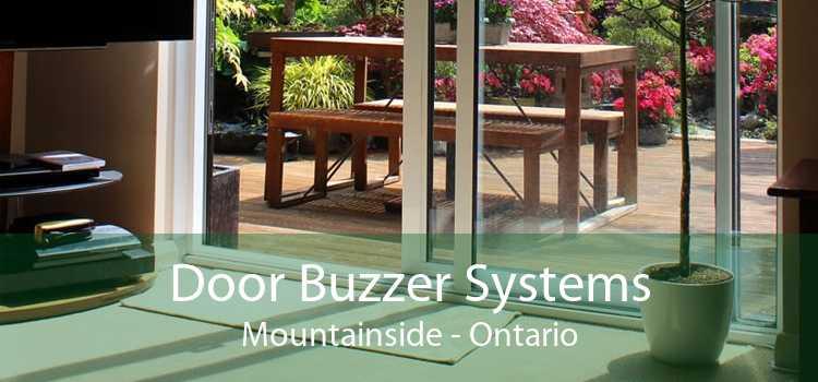 Door Buzzer Systems Mountainside - Ontario
