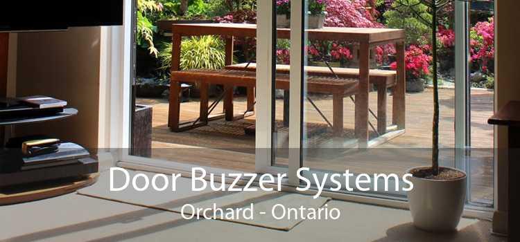 Door Buzzer Systems Orchard - Ontario
