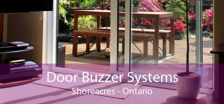 Door Buzzer Systems Shoreacres - Ontario