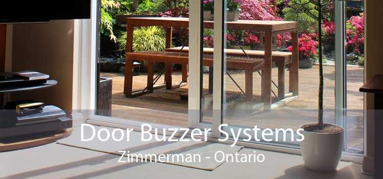 Door Buzzer Systems Zimmerman - Ontario