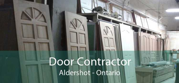 Door Contractor Aldershot - Ontario
