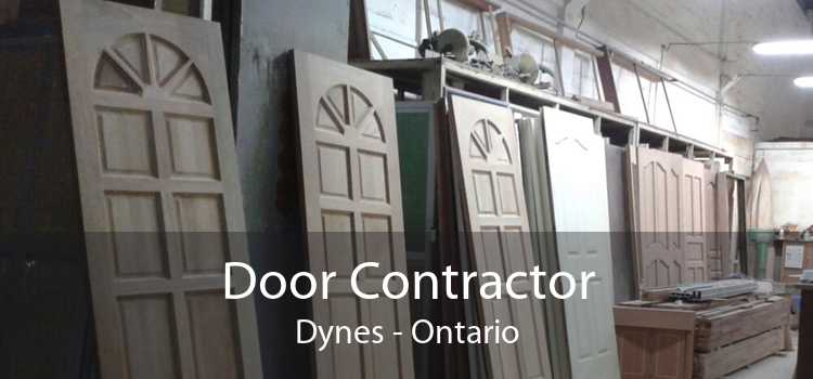 Door Contractor Dynes - Ontario