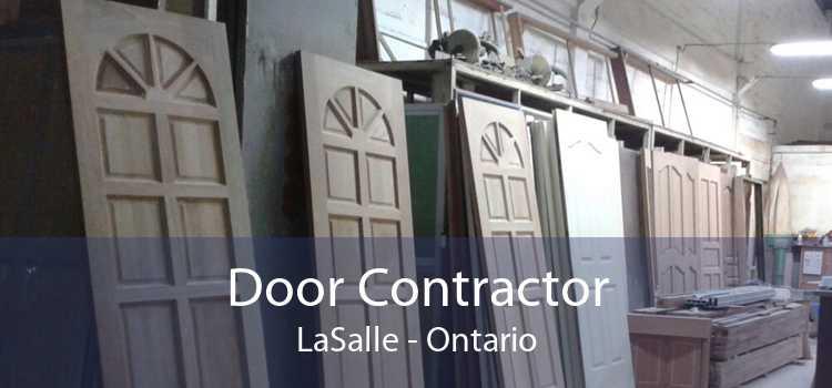 Door Contractor LaSalle - Ontario