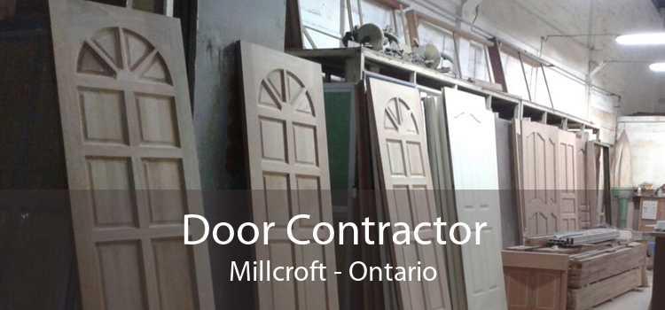 Door Contractor Millcroft - Ontario