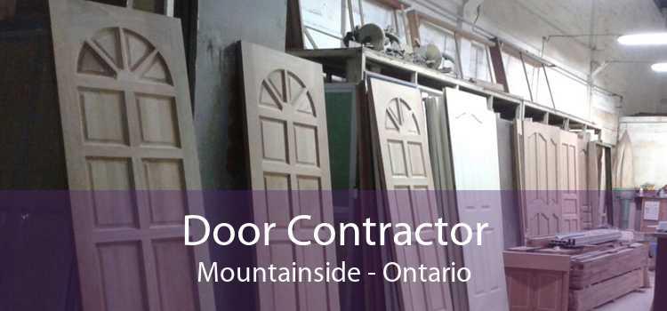 Door Contractor Mountainside - Ontario