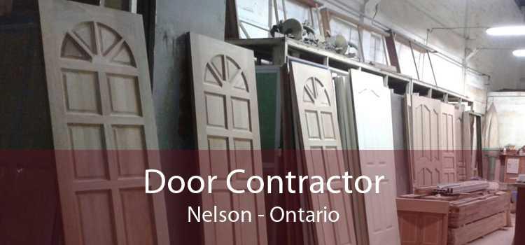 Door Contractor Nelson - Ontario