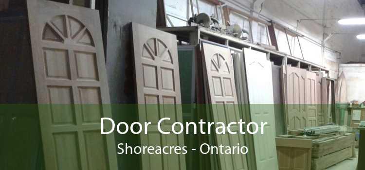 Door Contractor Shoreacres - Ontario