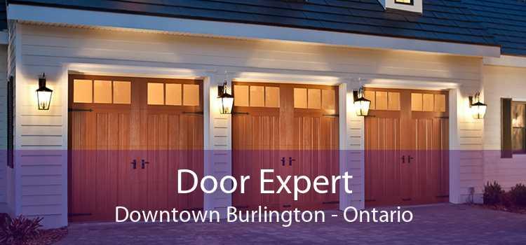 Door Expert Downtown Burlington - Ontario