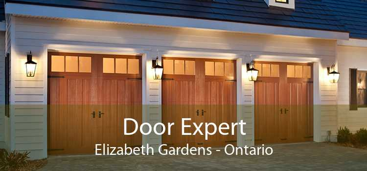 Door Expert Elizabeth Gardens - Ontario