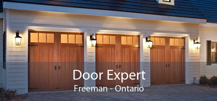 Door Expert Freeman - Ontario