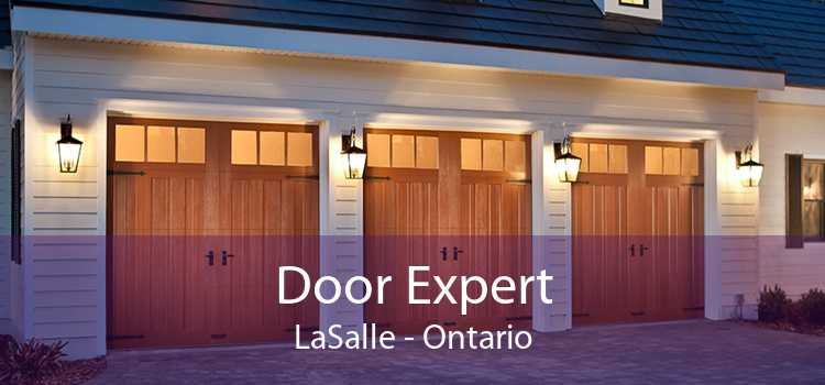 Door Expert LaSalle - Ontario