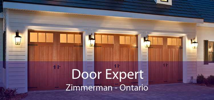 Door Expert Zimmerman - Ontario