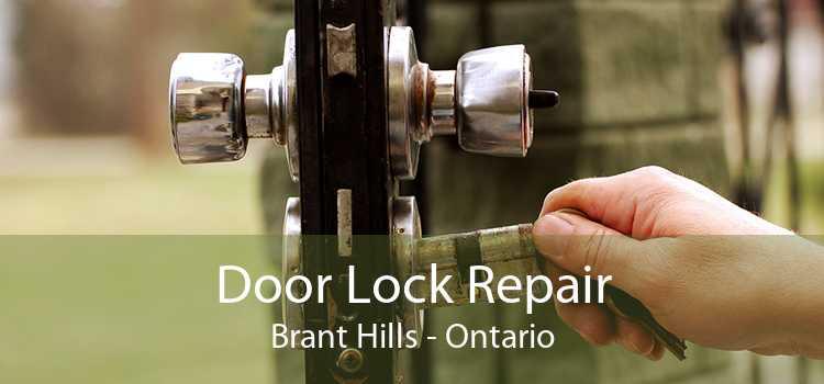 Door Lock Repair Brant Hills - Ontario