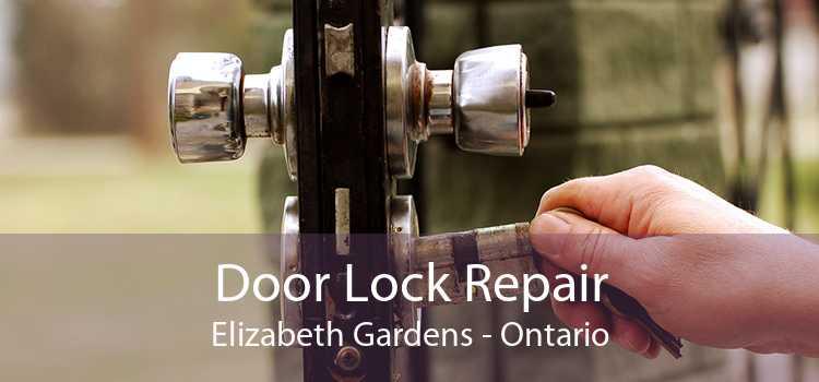 Door Lock Repair Elizabeth Gardens - Ontario