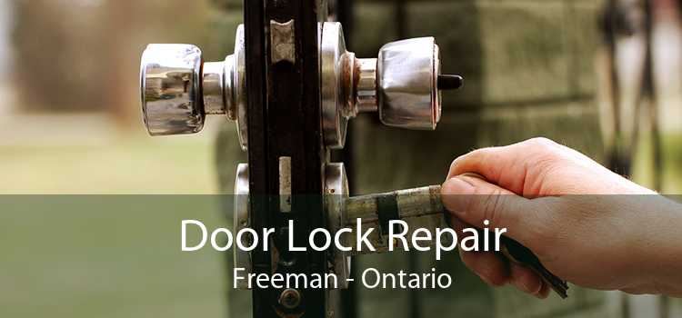 Door Lock Repair Freeman - Ontario