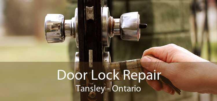 Door Lock Repair Tansley - Ontario