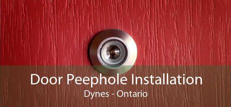 Door Peephole Installation Dynes - Ontario