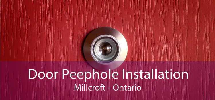 Door Peephole Installation Millcroft - Ontario