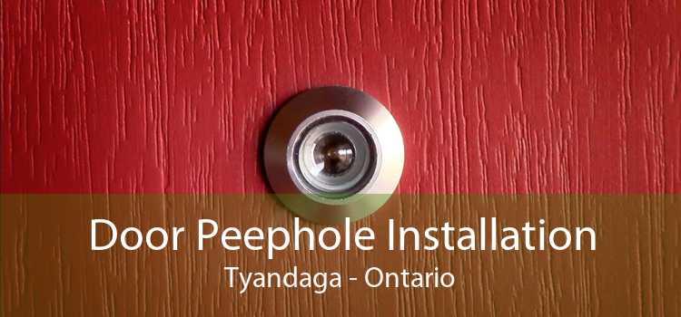 Door Peephole Installation Tyandaga - Ontario