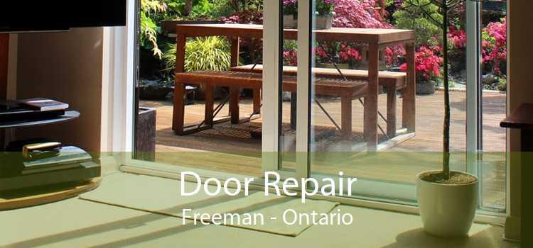 Door Repair Freeman - Ontario
