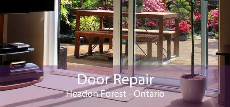 Door Repair Headon Forest - Ontario